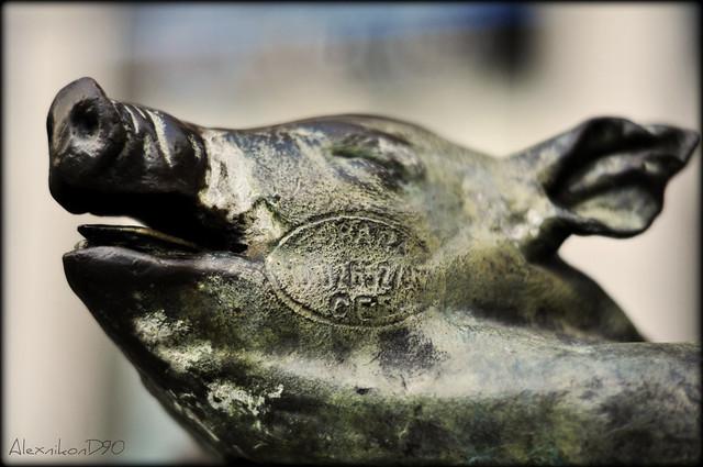 Asado de bronce