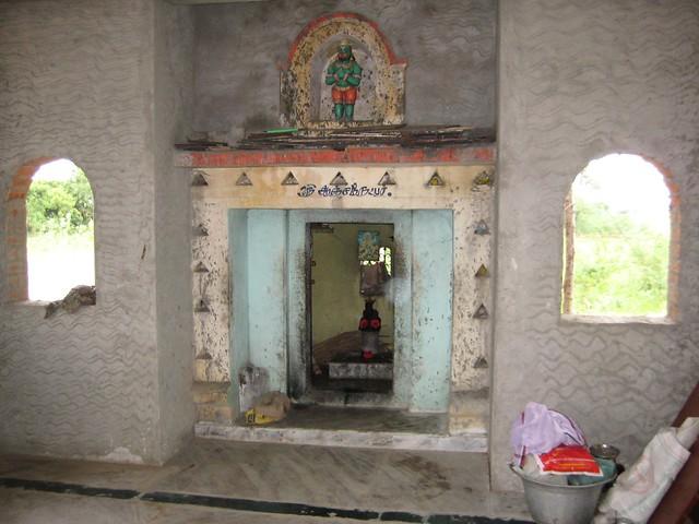 4.Anjaneyar shrine
