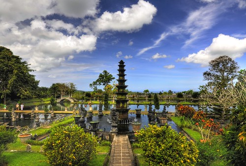 Tropical garden Bali (15.000+ views!) | by msdstefan