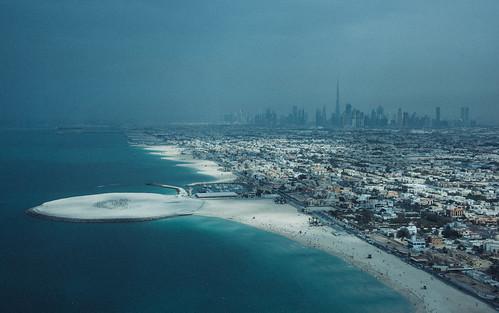Dubai Skyline | by Javier Pimentel