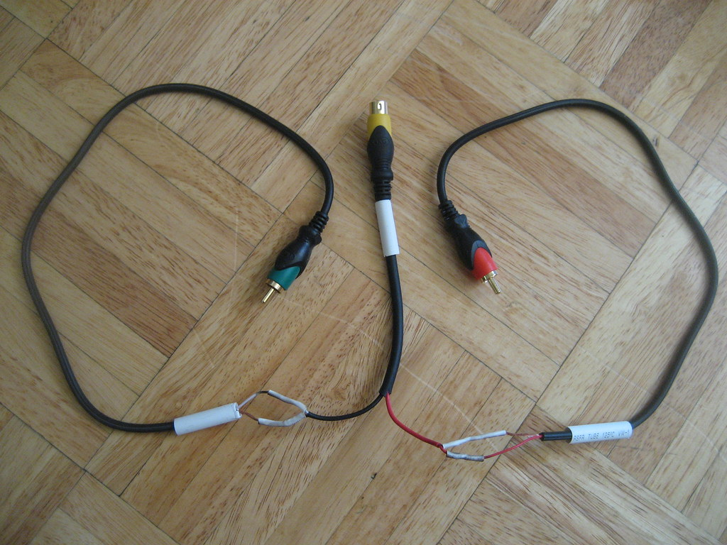 Rca Wiring