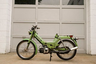 1976 Puch Maxi Luxe | mopedale | Flickr