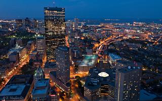 Boston à l'heure bleue | by Manu_H