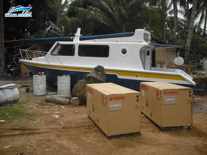 Mesin Speed Boat