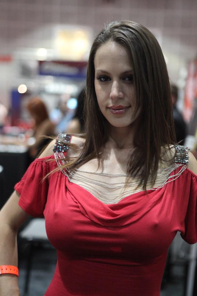 exxxotica la 2010: McKenzie Lee - a photo on Flickriver