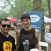 Josh Beckerman (The Foodie Magician) and Dallis Bros. Coffee