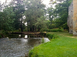 River Windrush at Minster Lovell Hall | by Tip Tours