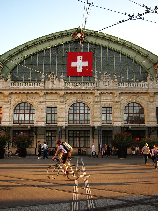 sbb train station