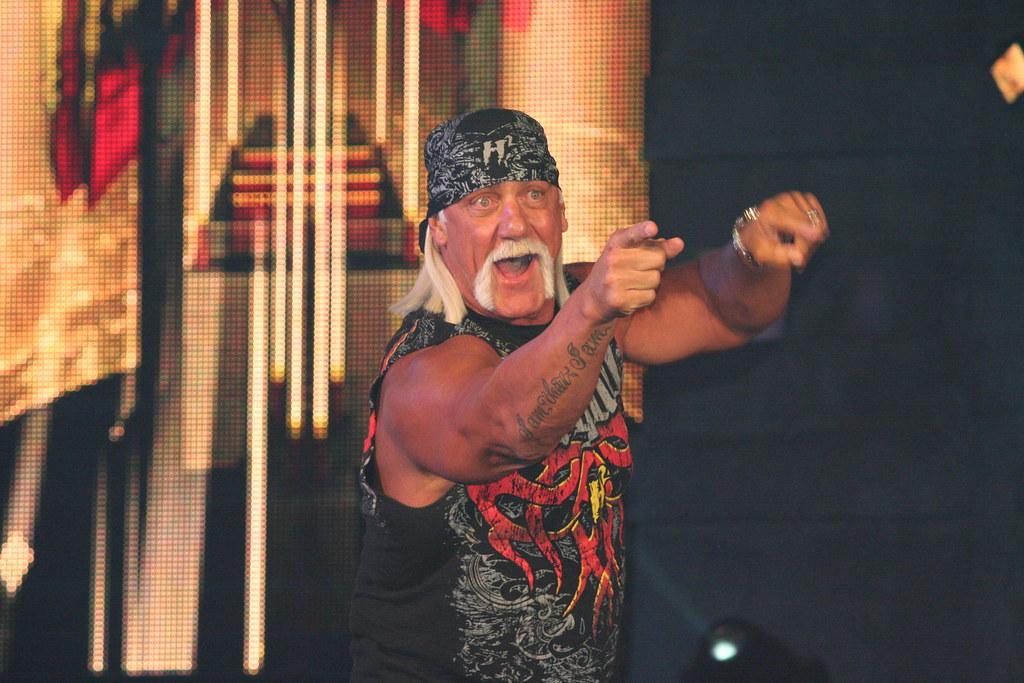 Hulk Hogan | Mike Kalasnik | Flickr