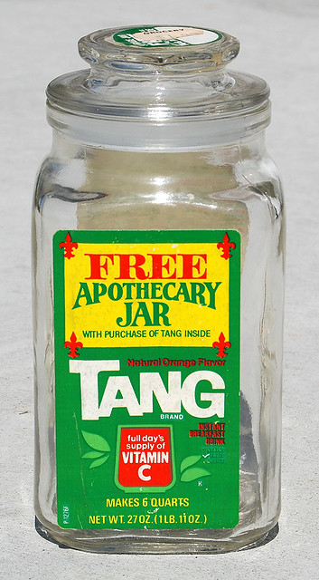 Tang Orange Drink, 1970's