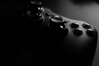 Microsoft Xbox 360 Black controller | by Blakkos