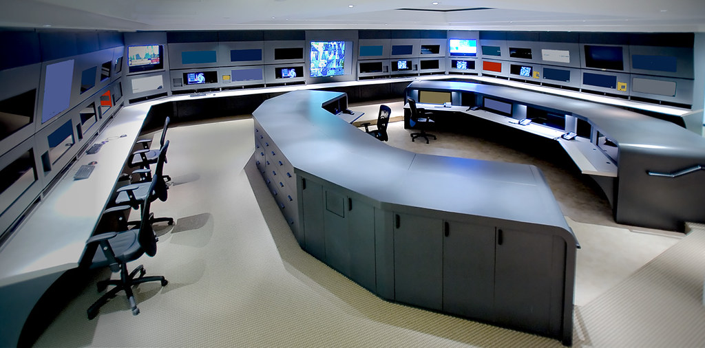 The NOC- Network Operations Center | Colo5 Disaster Recovery