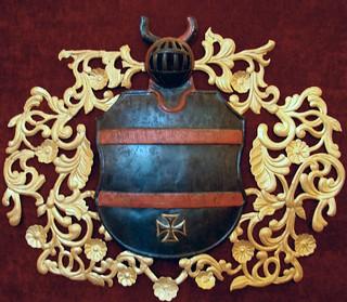 Escudos heraldicos Castillo en Olsztyn Polonia 02   by Rafael Gomez - http://micamara.es