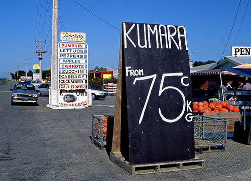 kumara nz 1991 | by travelling-light
