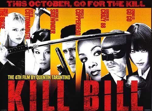Image result for kill bill banner
