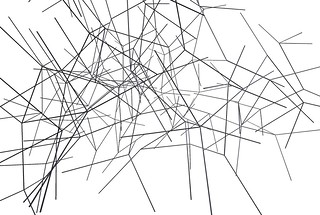 Black Snow Voronoi @ MdM 10