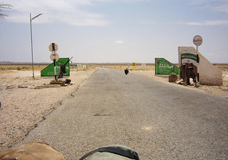 10d. Check point at Las Anod, a real frontier town | by Breaking the Cycle