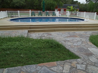 Above ground pool in Bexar County | by abovegroundpoolcompany