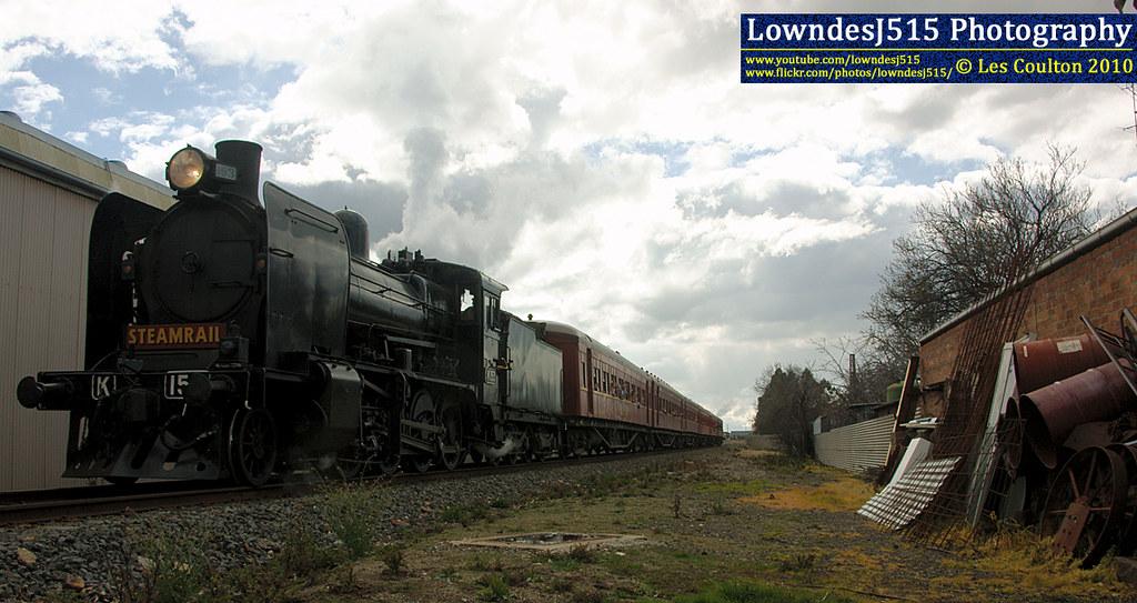 K153 at Ballarat North by LowndesJ515