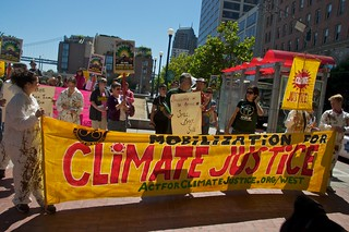 Make Big Oil Pay march to Chevron, EPA & BP 104