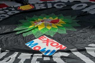 Make Big Oil Pay march to Chevron, EPA & BP 401