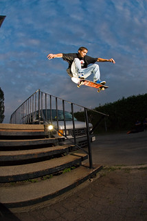 Mike Bell - Ollie