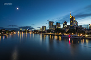 Frankfurt - Germany | by Kamel3D.UK