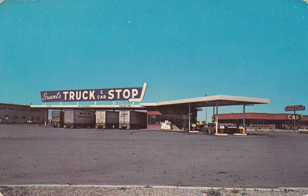 Grant's Truck Stop - Boise Idaho
