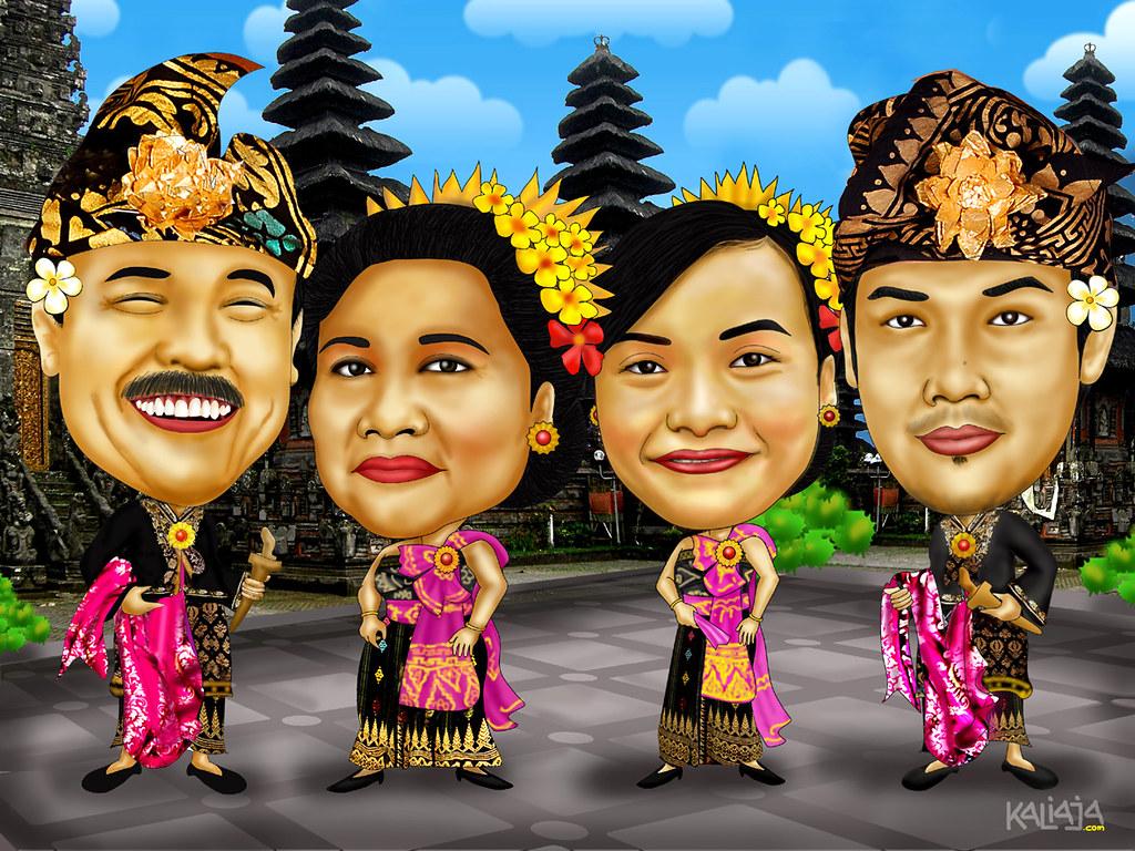 karikatur bareng   www.kaliaja.com   wahyou jp   Flickr