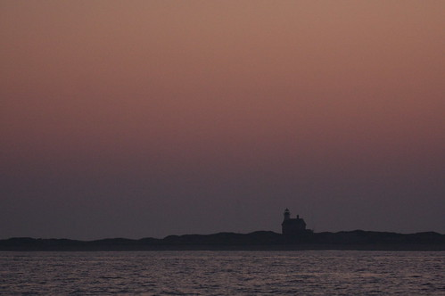 lighthouse sunrise blockisland