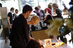 VIERKWART expo opening