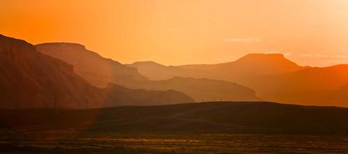 mountains sunrise hdr grandvalley bookcliffs platinumphoto flickrdiamond