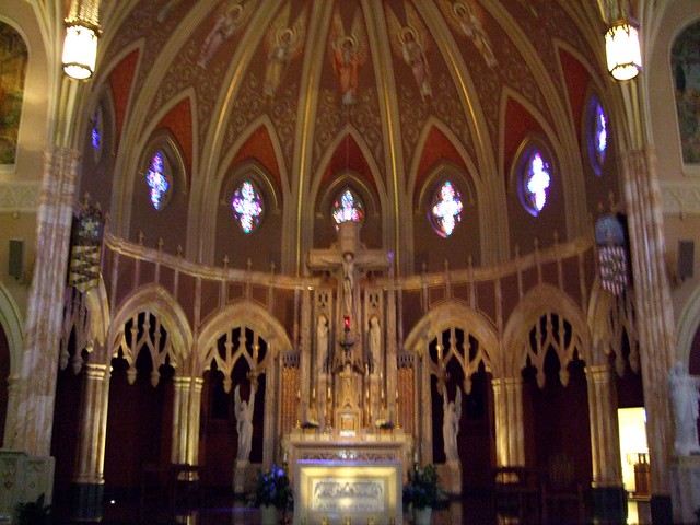 Blessed Sacrament Catholic Church, Springfield, IL