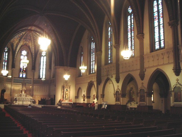 St. John the Evangelist Pro Cathedral, Indianapolis, IN