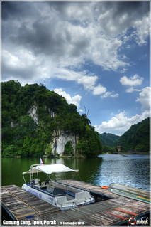 Gunung Lang   by ombakpictures