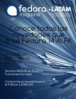 Fedora-LATAM Magazine 0003 AñoI