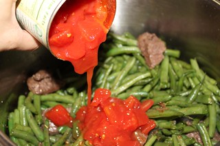 Loubia - Green Bean Stew | by MiraUncutBlog