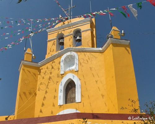 Ermita San Miguel Arcangel - Atlixco - Puebla - México