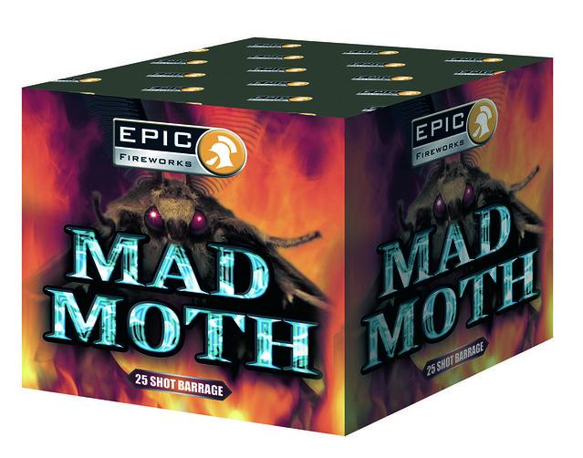 Epic Fireworks: MAD MOTH