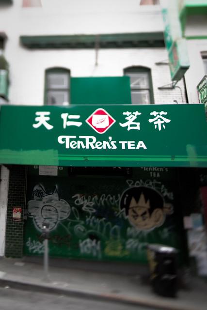tenren's tea