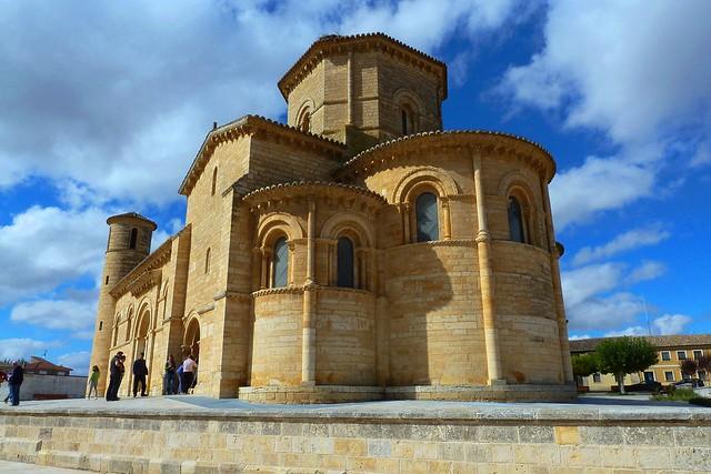 2010 San Martín de  Frómista (Palencia) - España - Siglo XI