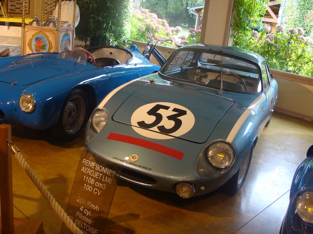 René Bonnet Aerodjet LM6 1963