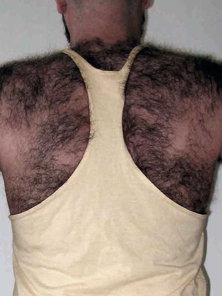 5 Reasons Why You Should Cut Your Own Hair | Benefits Of A ... |Hairy Back And Neck
