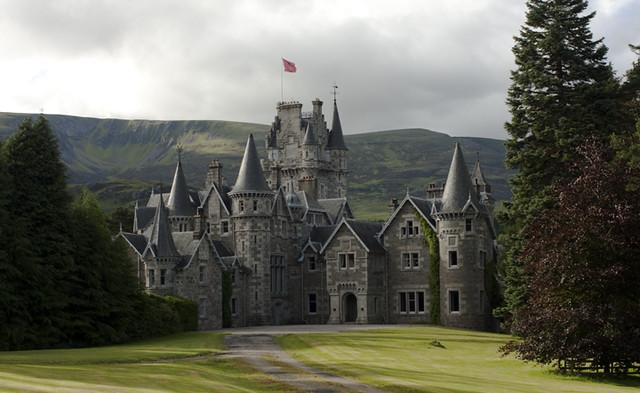 """Ardverikie House """"Glenbogle Castle"""""""