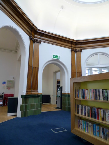 Thornton Heath Library Interior | by mark.hogan