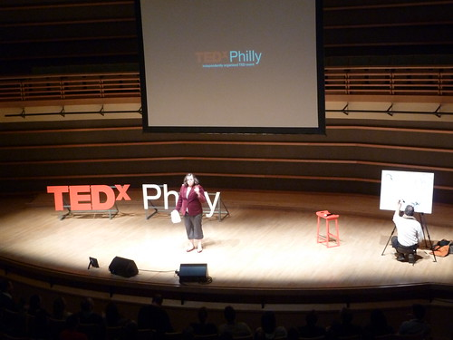 Cristin O'Keefe Aptowicz at TEDxPhilly 2010