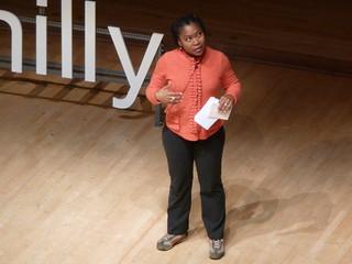 Tanya Hamilton at TEDxPhilly 2010