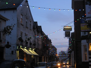 Bottom Street (King St.), Knutsford, Cheshire   by SeppySills