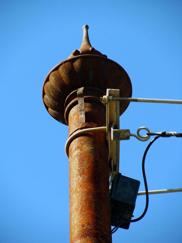 Original Tramway Pole by baytram366