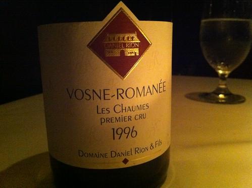 Vosne-Romanee | by Myles!